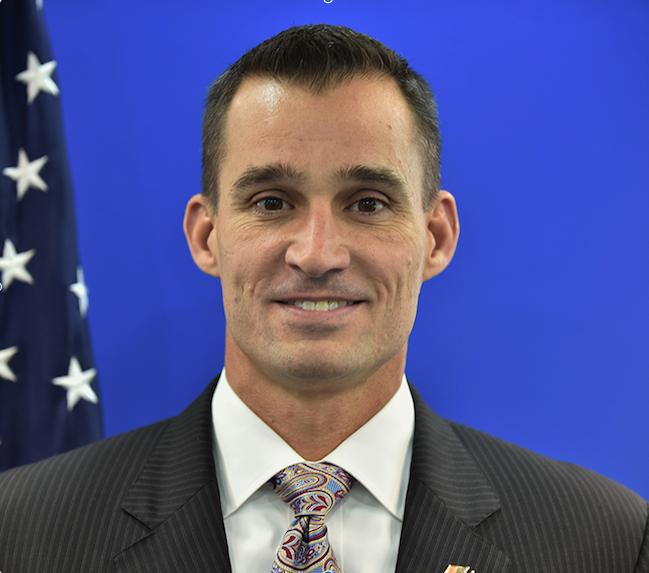 Ông Matthew E. Wall – Trưởng phòng Thông tin và Giáo dục, Lãnh sự quán Hoa Kỳ tại TP. HCM