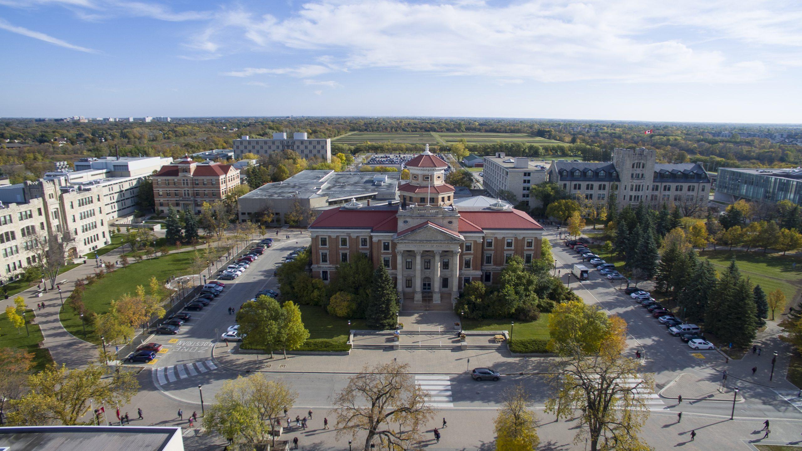 Đại học Manitoba – University of Manitoba