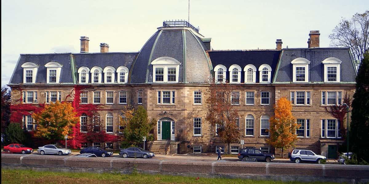 Đại học New Brunswick – University of New Brunswick