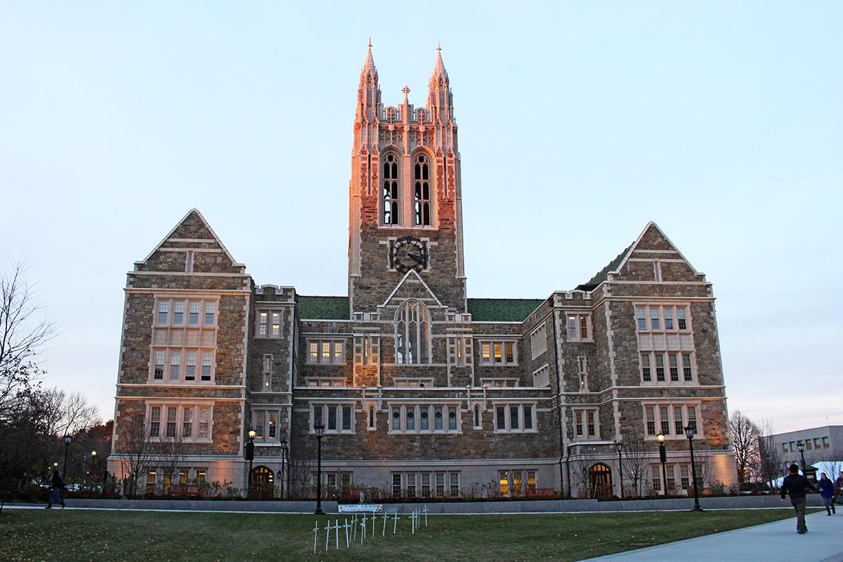 Cao đẳng Boston – Boston College